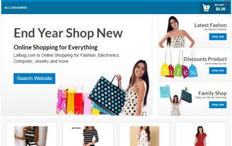 Lalbug.com Online Shop