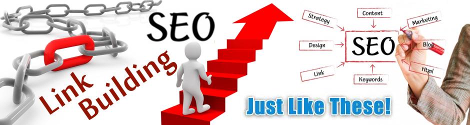 SEO Link Bulding Services