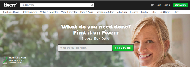 make money on fiverr FreelancingSolution.com