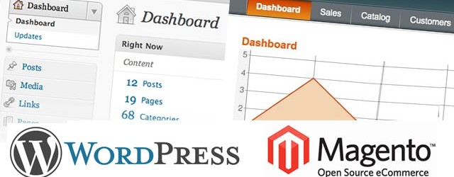 Comparing WordPress vs Magento