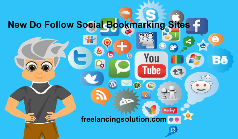New Social Bookmarking Sites