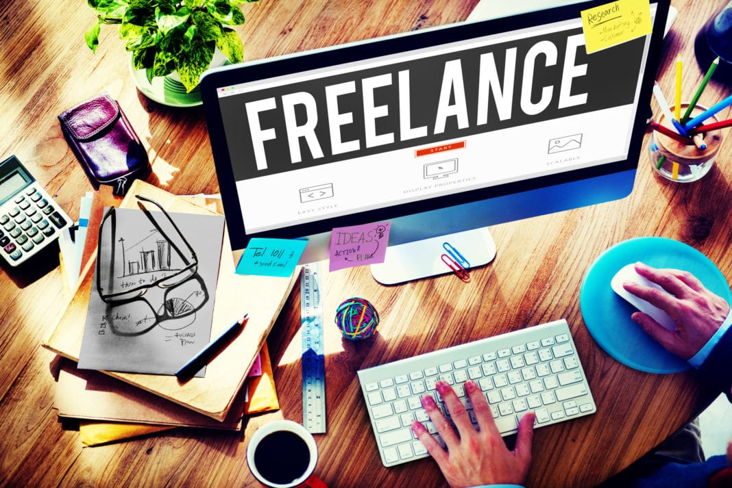 top tips about starting your freelance